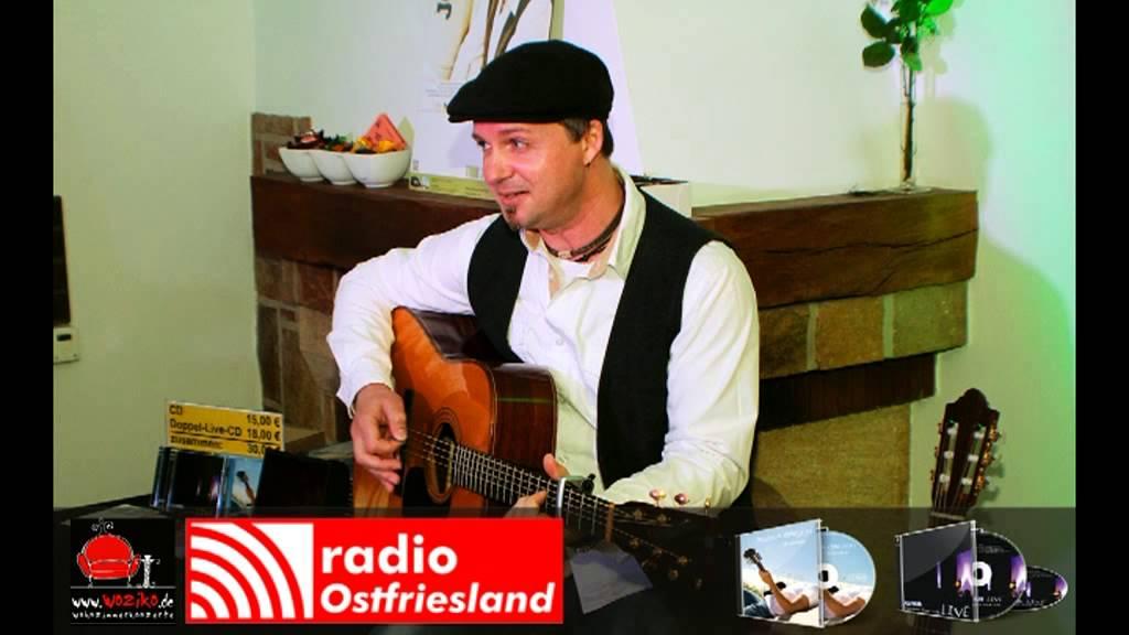 Joshua Carson Im Interview Mit Radio Ostfriesland Ber Seine Wohnzimmerkonzerte Woziko