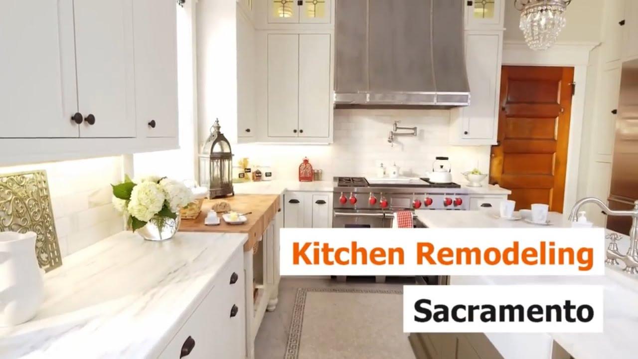 Kitchen Refinishing Sacramento   A+ Construction Pro