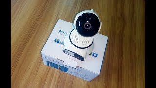 Smart Net IP Camera & Setup