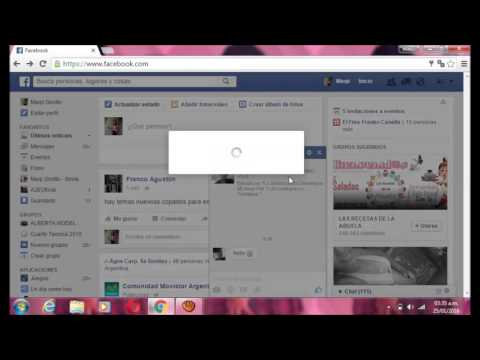 Como Desbloquear Los Mensajes De Una Persona En Facebook  2016 