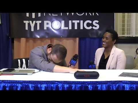Jordan With Kimberly Ellis on Fighting CA Dem Chair Results/Democratic Establishment