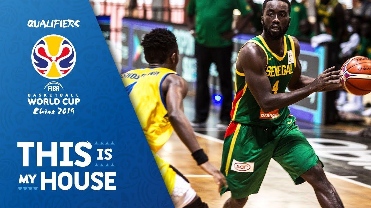 Rwanda v Senegal - Highlights - FIBA Basketball World Cup 2019