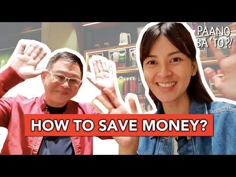 How To Save Money? Bakit Di Ako Nakaka-ipon? | Paano Ba 'To with Chinkee Tan