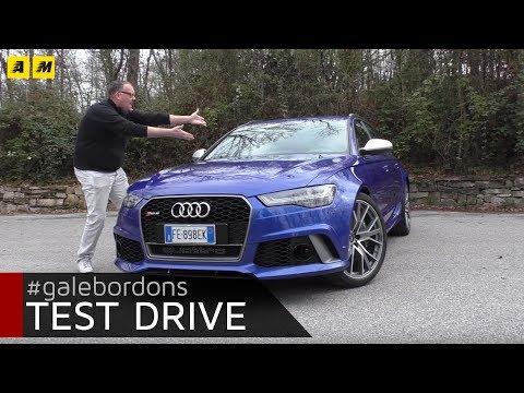 Audi RS6 | V8 4.0 605cv 700Nm DIAMO I NUMERI!!! [ENGLISH SUB]