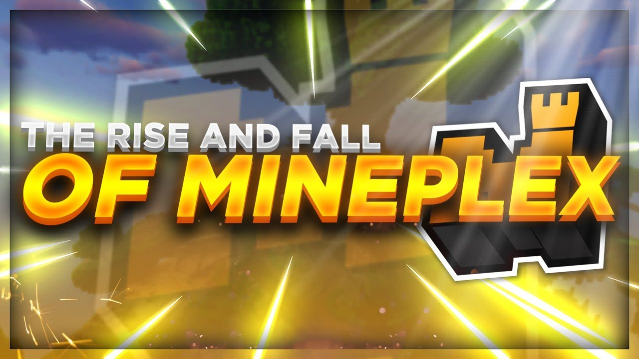 The Rise and Fall of Mineplex: An Untold Story