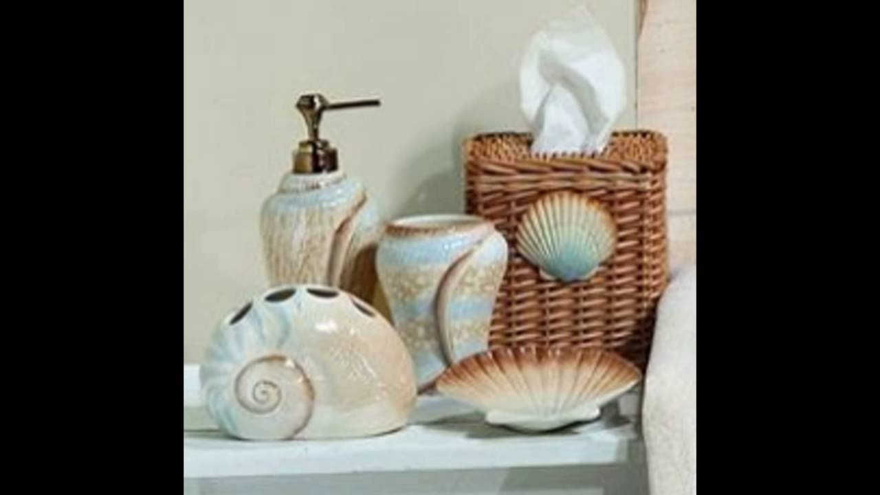 Beach Bathroom Decor: Beach Theme Bathroom Decor