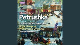 Play Petrushka (Ballet), K 12 I. The Shrovetide Fair - 1911 version