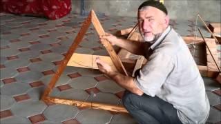 Строитель из Ингушетии  раскрывает секреты  древних строителей
