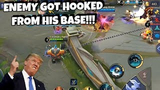 YOU FRANCO YOU LOSE 😭 FRANCO HOOKS MONTAGE EP. 192   WOLF XOTIC   MOBILE LEGENDS