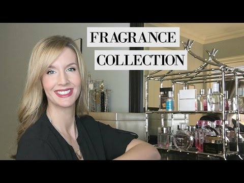 My Fragrance Collection | 2017