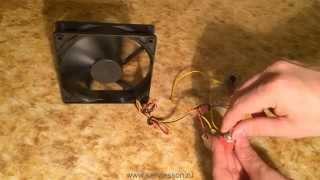 видео Регулировка скорости вращения вентилятора на ноутбуке
