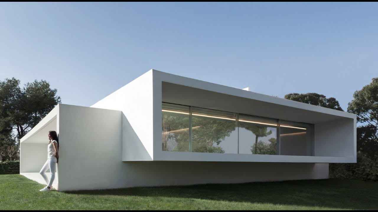 Breeze house by fran silvestre arquitectos youtube - Fran silvestre arquitectos ...
