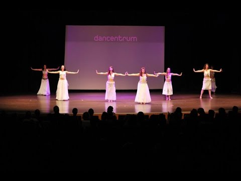 Dancentrum 15. Yıl Performans Gecesi - Oryantal Dans