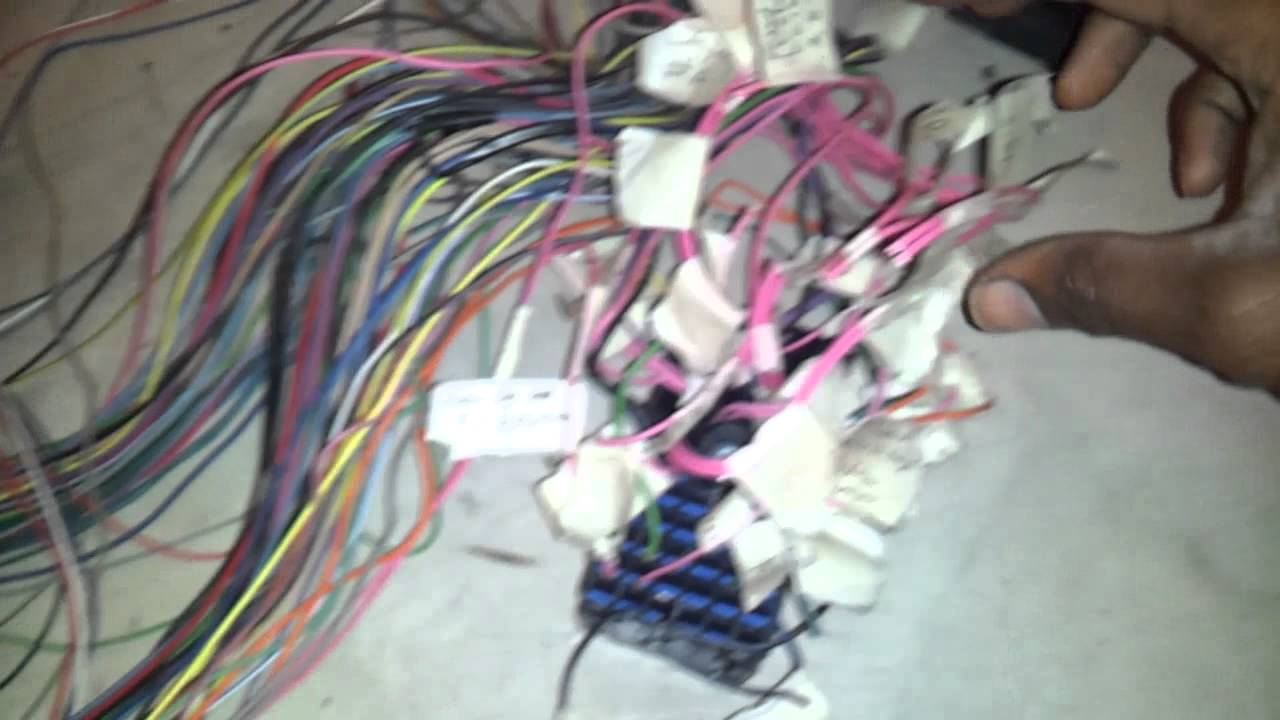 Part 5 -- Lsx 5 3    4l60e Wiring Harness Ls1 Vortec