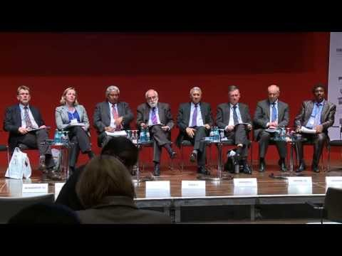 Dresden Nexus Conference 2015: Day 1 - Panel Dicussion