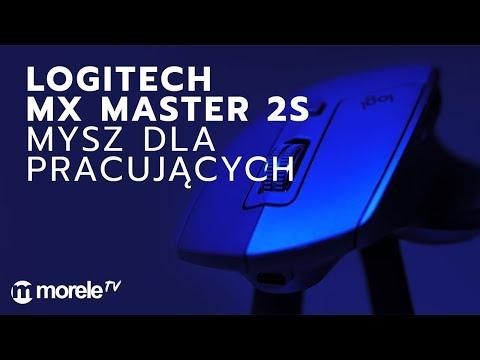 Logitech MX Master 2S | Mysz dla pracujących