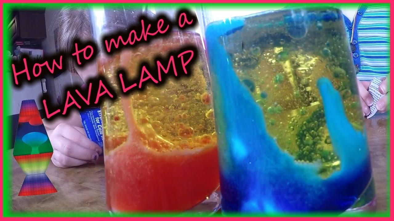 how to make a lava lava