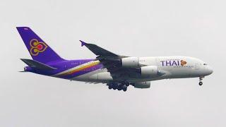 INTENSE Morning RUSH HOUR at London Heathrow Airport! 99% Heavies: A380, 747, A340, 777, A330, 787