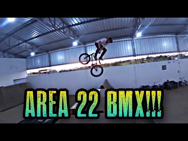 Area22 BMX