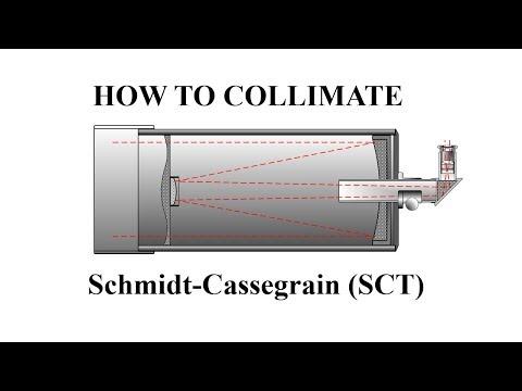 How To Collimate A Schmidt-Cassegrain (SCT)
