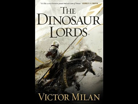 Book Review: The Dinosaur Lords