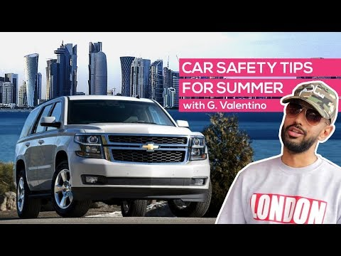 Car Safety Tips For Summer In Qatar!