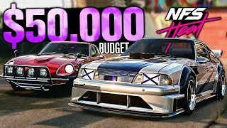Need for Speed HEAT - $50,000 Budget Build!