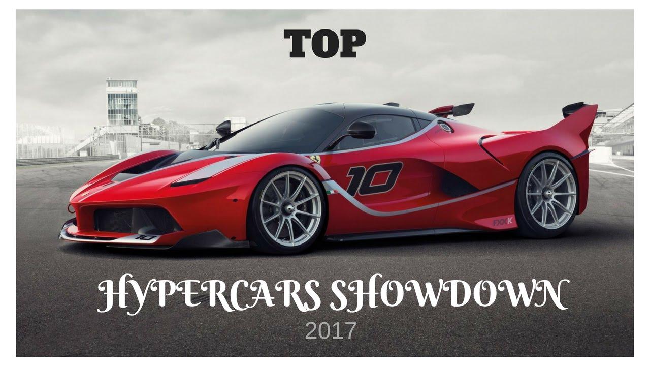 Top Hypercars Showdown Youtube