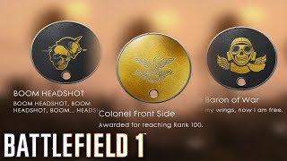 Battlefield 1 Caçada das Dog Tags perdidas Live off