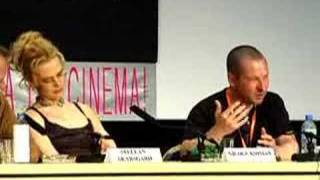 Dogville Director Interview