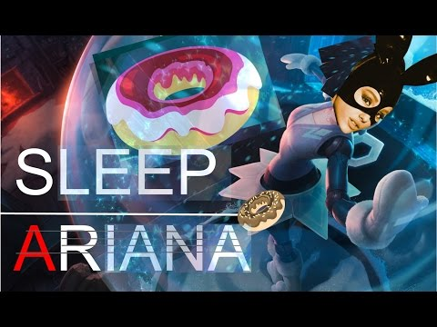 Sleep With Ariana Grande's Piano Instrumental 2017 Relaxing Music