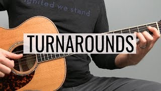 4 Types of Blues Turnarounds You Should Know