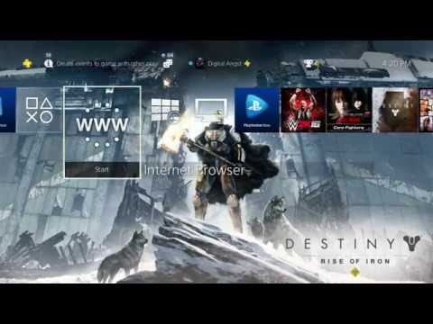 PS4: HOW TO CHANGE YOUR COVER IMAGE ON YOUR PSN