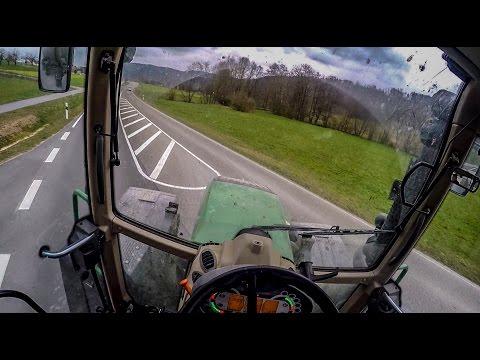 *[GoPro]* Fendt 724 Vario SCR / Kotte Garant / Cabview *[Full HD]*