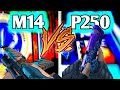 P250 VS M14 WHICH ONE IS BETTER :D Critical Ops 0.9.9 Team Deathmatch Gameplay