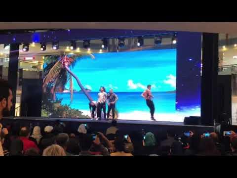 Abu Dhabi marina mall got talent performance