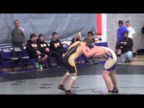 1313 MN HS Wrestling 170 pounds