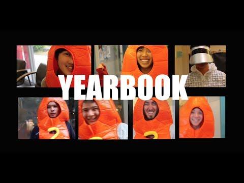 Nagoya International School Yearbook Commercial 2014