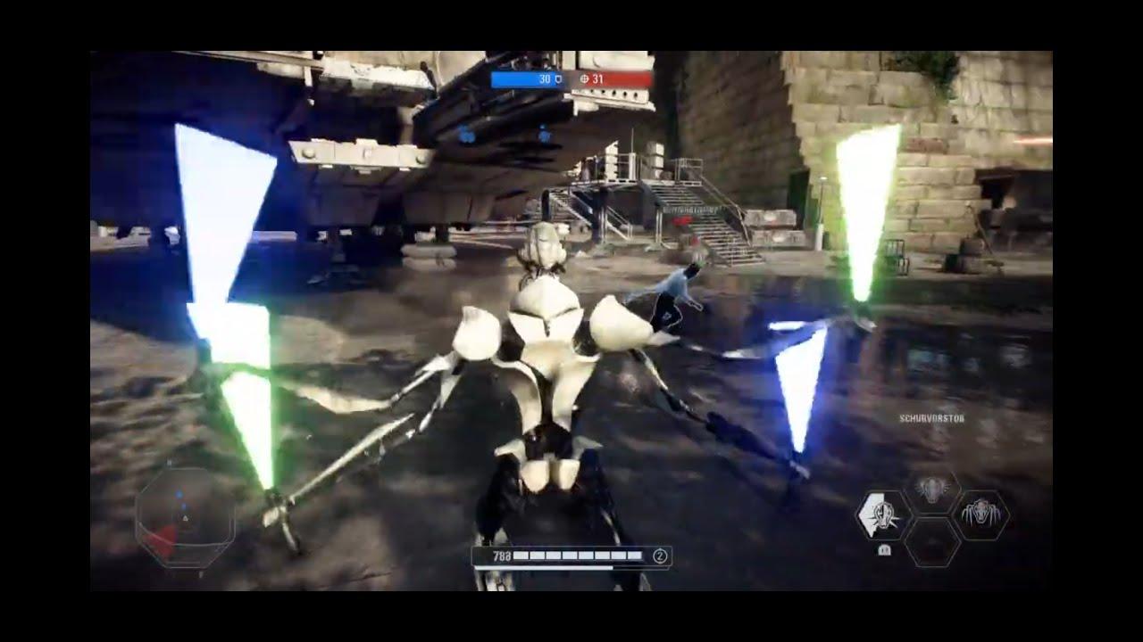 Battlefront 2 Helden