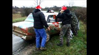 EPX féltengelytörés a 2014 es Mikulás Rallye-n Thumbnail