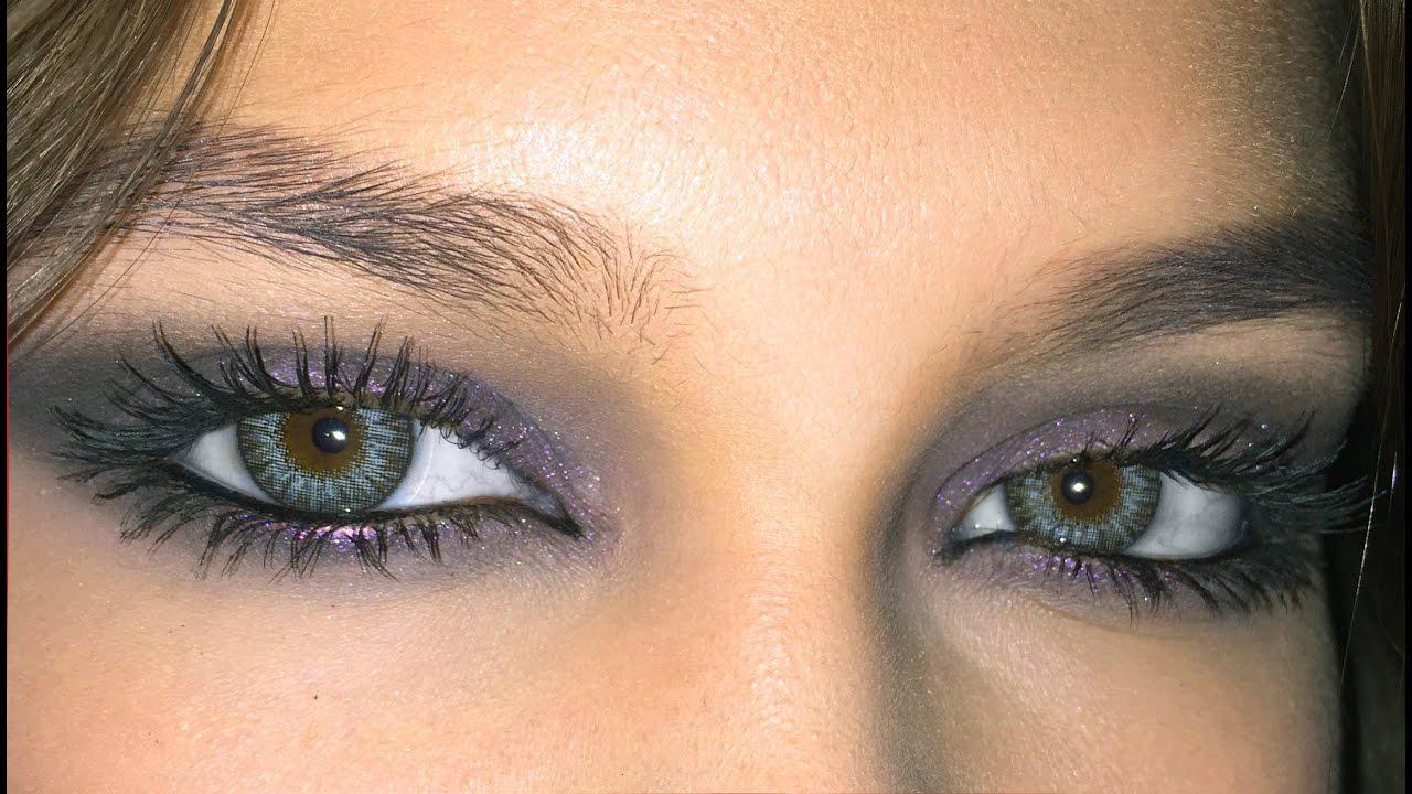 зеленые линзы на карих глазах фото ведущие главной
