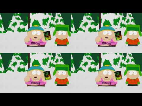 All Beefcake Scenes - South Park