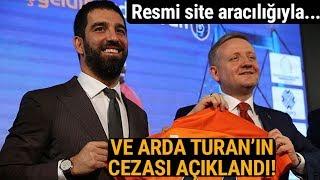 Başakşehir'den Arda Turan'a Arda Turan'a 2.5 milyon TL Para Cezası