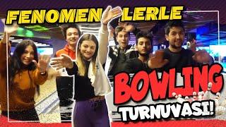 Gambar cover BOWLING TURNUVASI | FENOMENLERLE KAPIŞTIK!