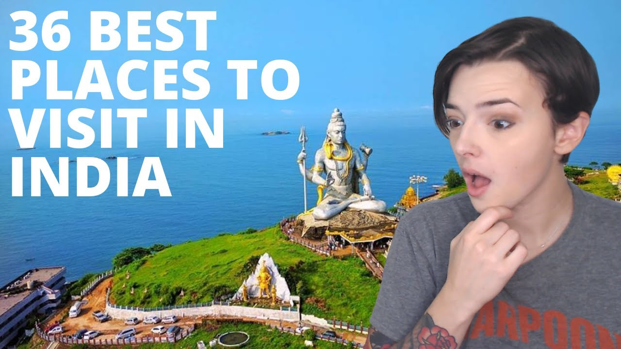 36 BEST Places To Visit In India | Most Incredible Views In India | REACTION!