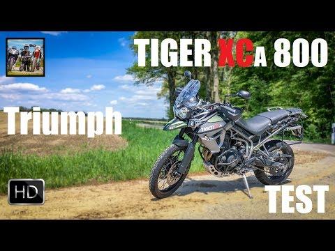 Triumph Tiger XCA 800 TEST | Eine Gute Mittelklasse Reiseenduro..?