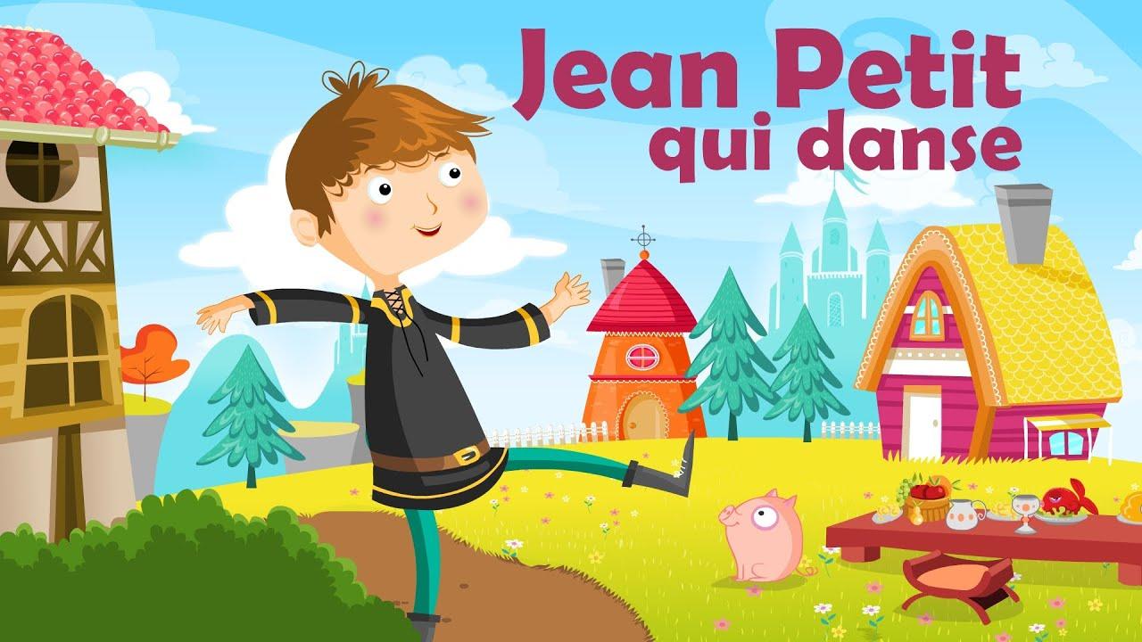 Jean petit qui danse comptine avec gestes pour enfants - Petite souris qui danse ...