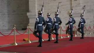 Chiang Kai-Shek Changing of the Guards in Taipei