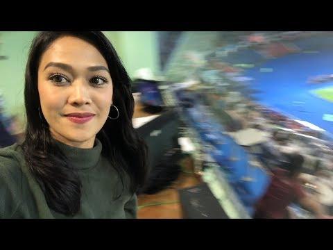 VLOG : MALAYSIA SUPER LEAGUE JDT VS SARAWAK