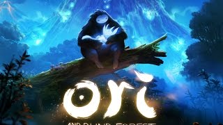 Ori and the Blind Forest (No Commentary) Part: 1 of 4